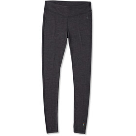 Smartwool Merino 250 Pantalones Interiores Mujer, charcoal heather